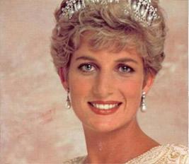 戴安娜王妃们这些女性名人的珍珠情结