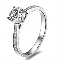 女神 钻石戒指 正品