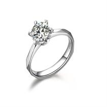 【雅致】 PT950铂金钻石戒指