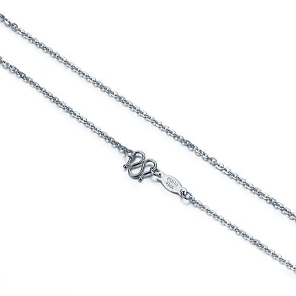 【闪耀】 PT950铂金项链3.40 克
