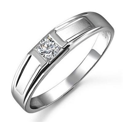 漂亮玉石戒指编法图解