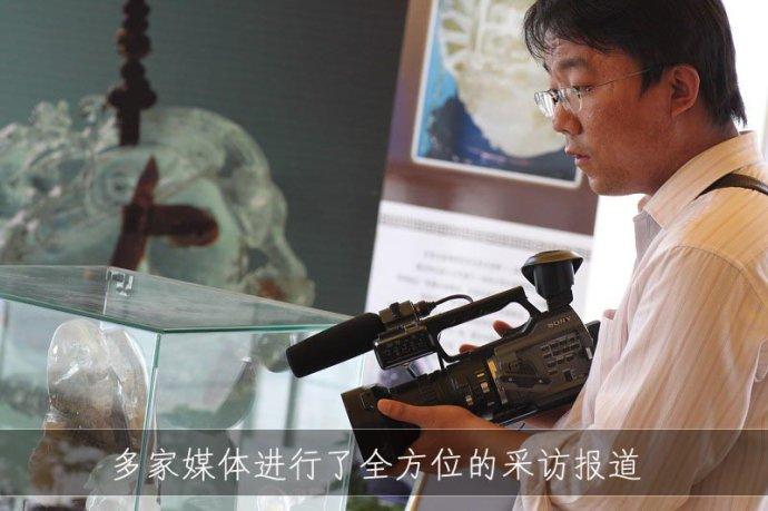 2016中国(昌乐)国际宝石博览会盛装开幕