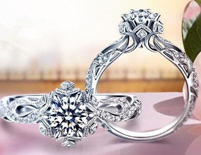 钻戒有什么寓意   佩戴钻戒代表的意义