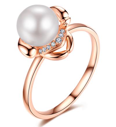 珍珠戒指有什么寓意  佩戴珍珠戒指代表的意义