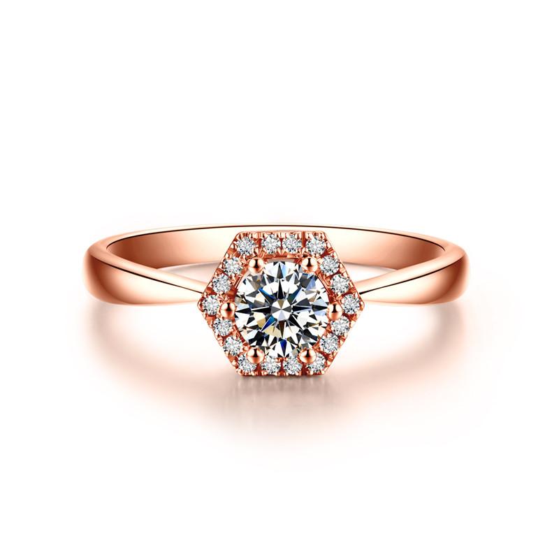 结婚钻戒有什么寓意  佩戴结婚钻戒代表的意义