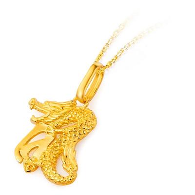 黄金钥匙吊坠有什么寓意  佩戴黄金钥匙吊坠代表的意义