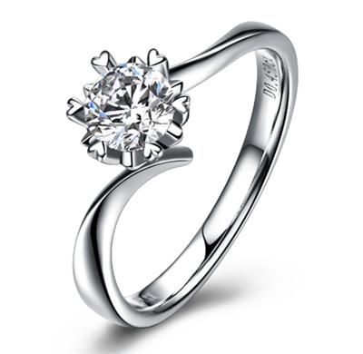 白金结婚戒指怎么保养  白金戒指有划痕怎么处理