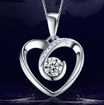 钻石吊坠哪个牌子好 钻石吊坠品牌推荐