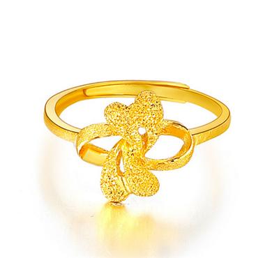 黄金戒指变形了怎么办  黄金戒指保养方法