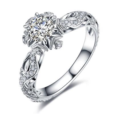 30分求婚戒指报价 cartier求婚戒指如何鉴别真假