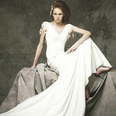 女生单人婚纱照姿势大全 单人婚纱照什么姿势好看