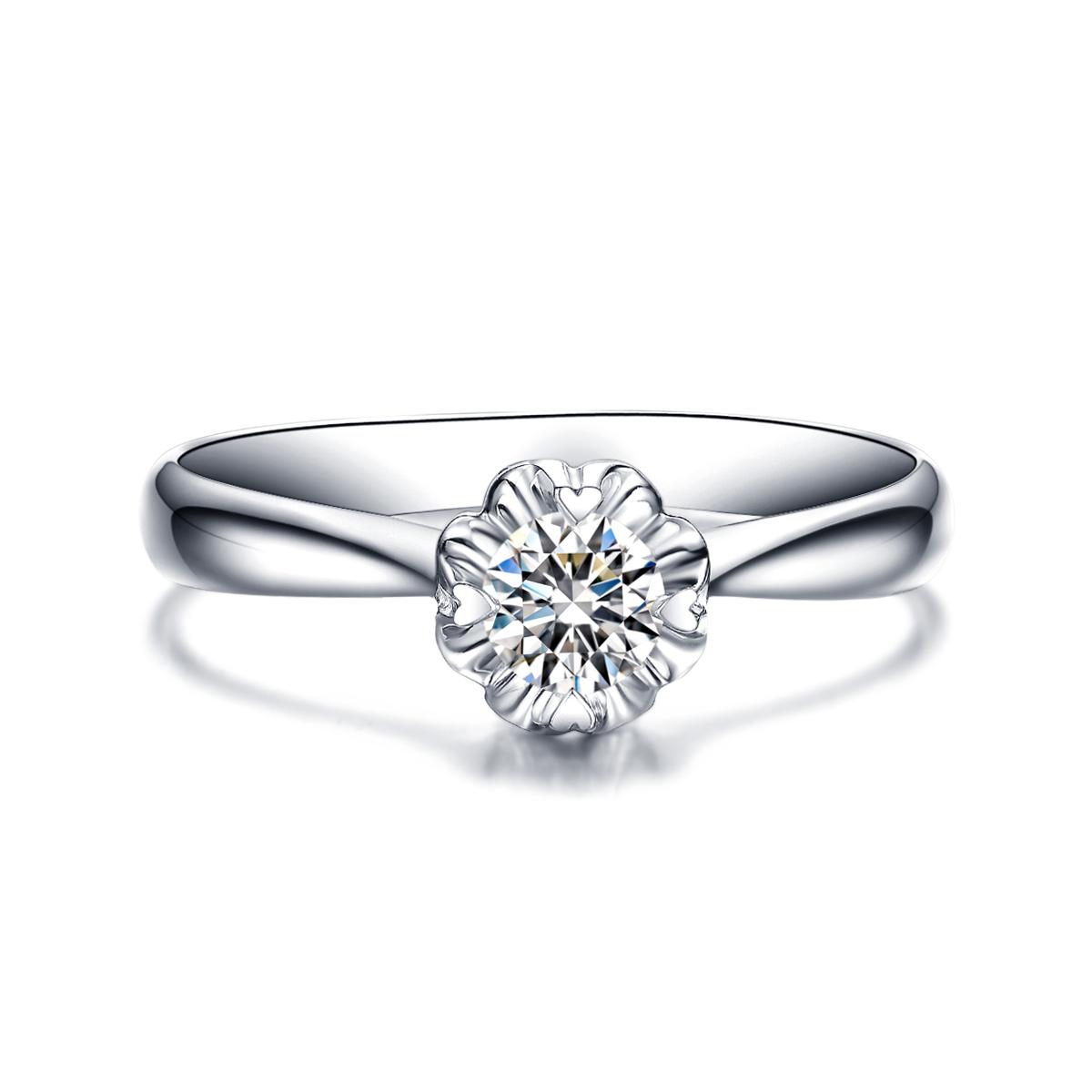 钻石女戒  如何挑选钻石女戒