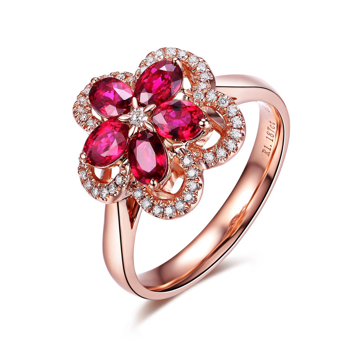 谈谈人造红宝石和天然红宝石 佐卡伊红宝石介绍