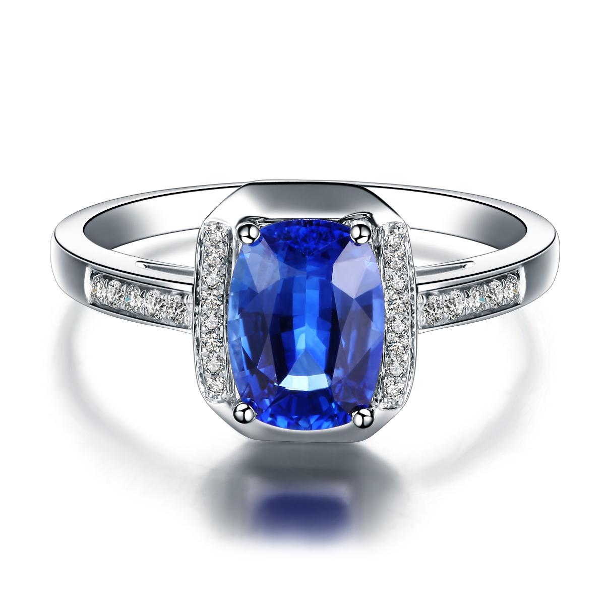 蓝宝石保养的十大注意事项 佐卡伊蓝宝石保养