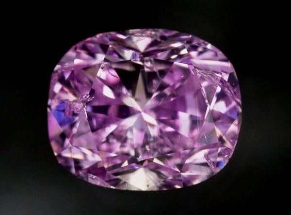 什么是紫钻石 紫钻石的价格怎么样