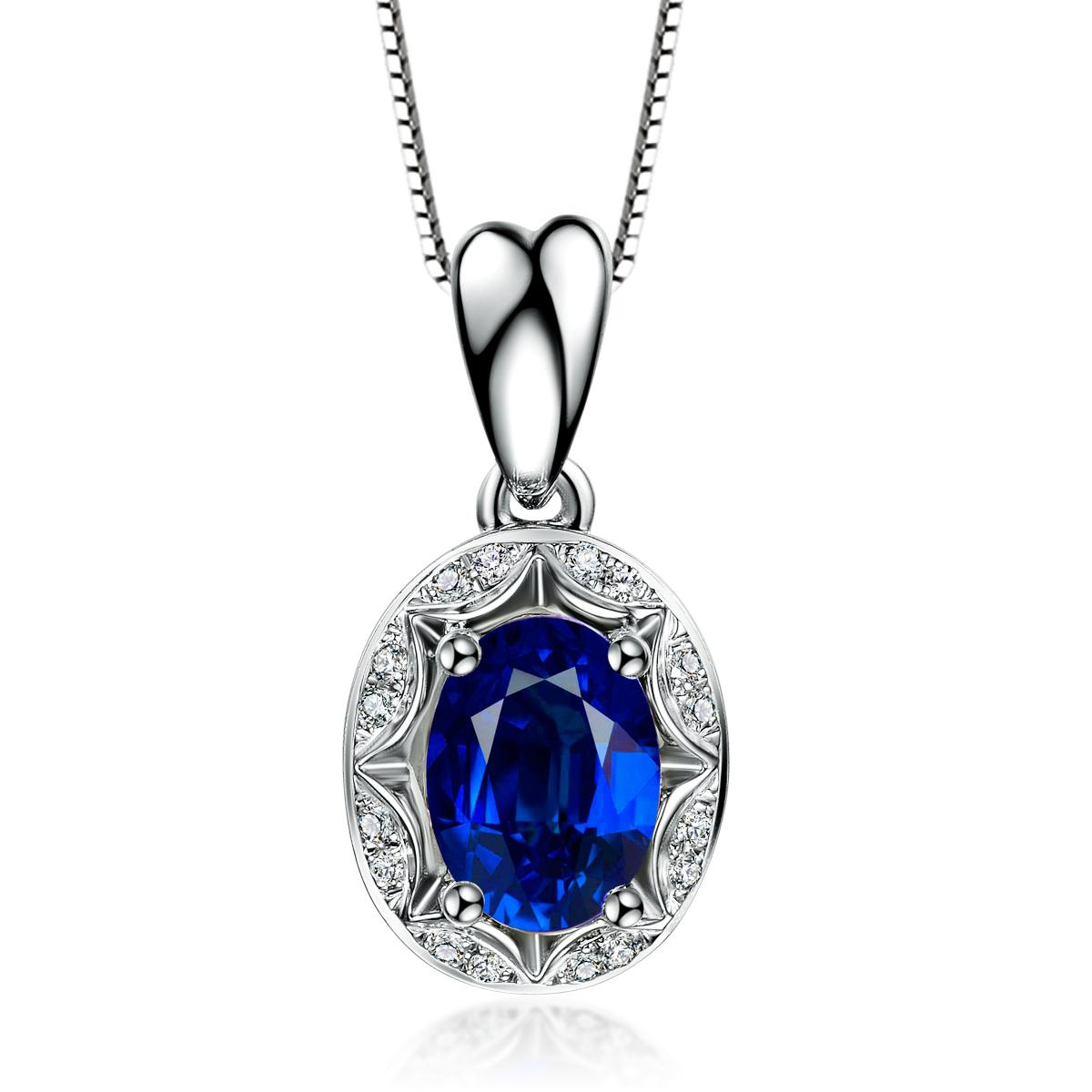 蓝宝石和蓝钻石的区别 蓝宝石鉴别