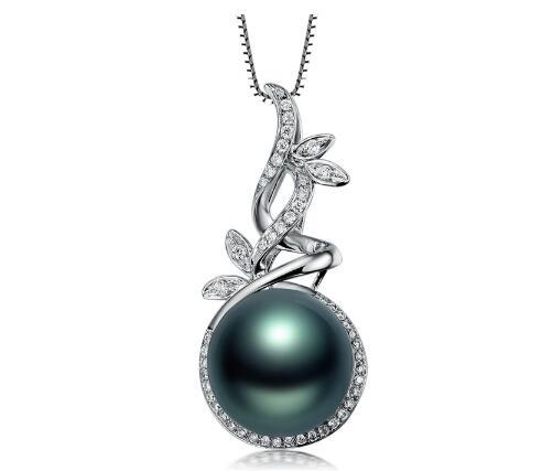 黑珍珠吊坠该怎样去挑选