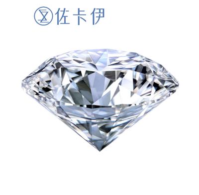 网上流传钻石鉴定方法的可行性