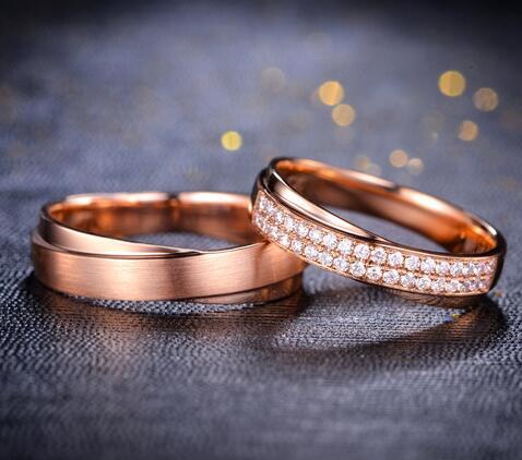 哪个品牌的情侣戒好 哪种结婚对戒最好
