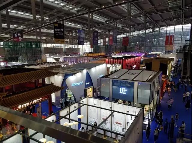 佐卡伊2017年深圳国际珠宝展之行圆满成功