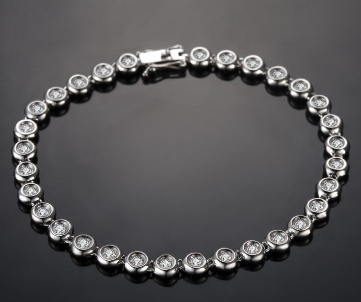 钻石手链的选购 钻石手链的价格