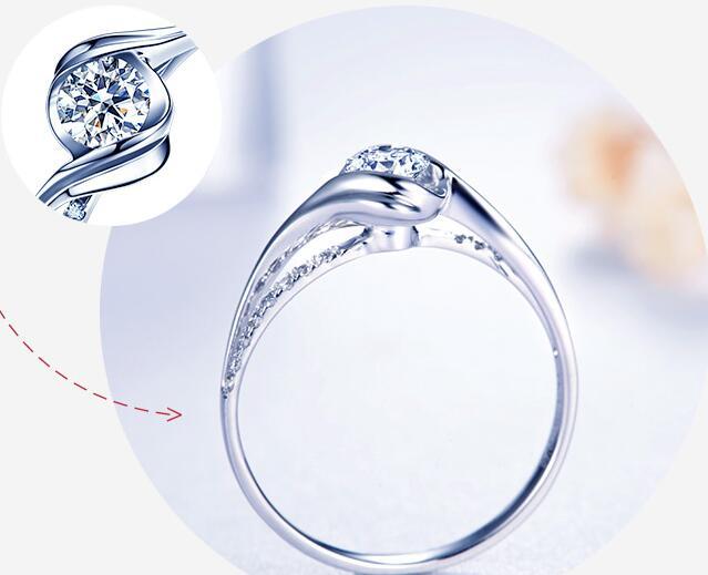 单身女孩是怎么戴戒指的?