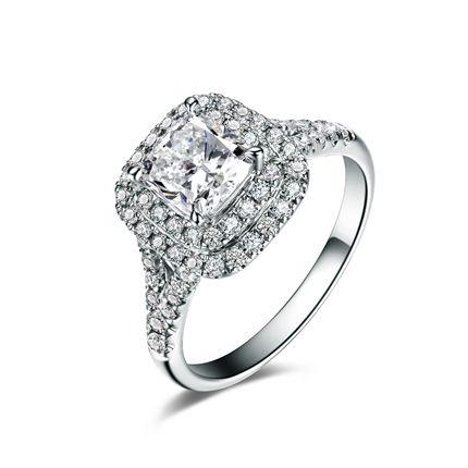 钻石的克拉以及价格是怎么算的