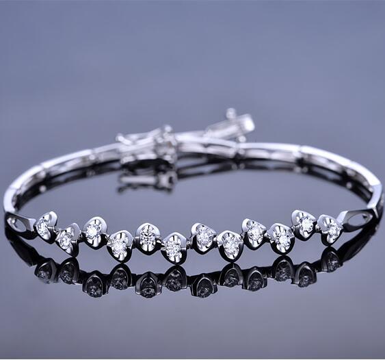 钻石可以做成手链吗