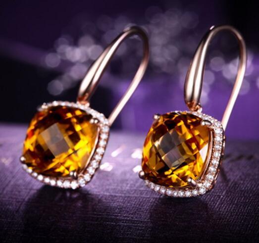 佩戴黄水晶对身体有什么好处吗!