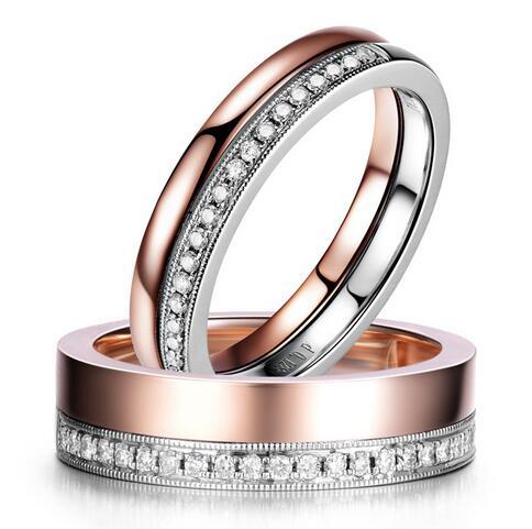 情侣戒指有什么戴法 情侣戒指正确佩戴方法