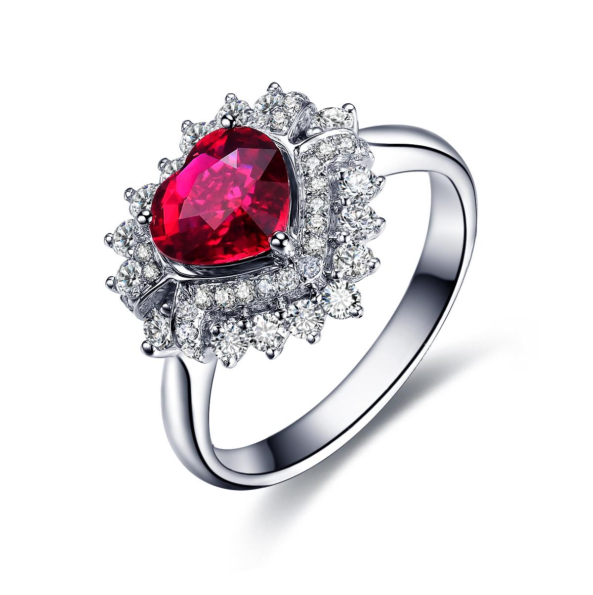 红宝石戒指的价格高吗
