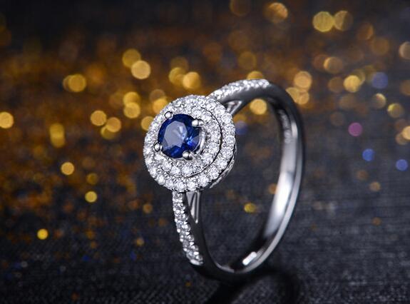 蓝宝石戒指价格 蓝宝石知识