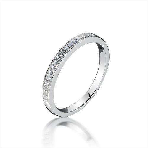 18K白金戒指变色怎么办