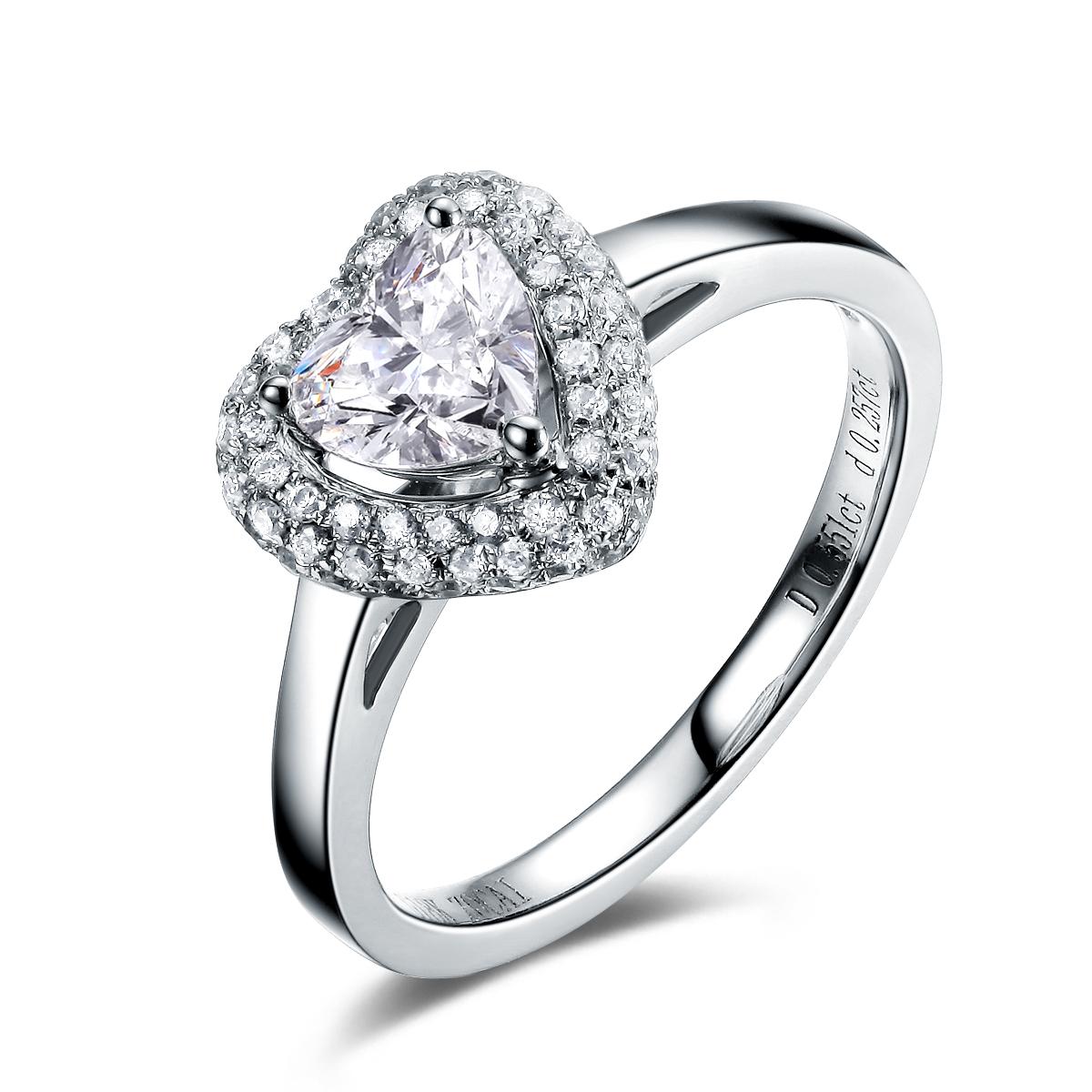 钻石戒指戒臂褪色要怎么处理