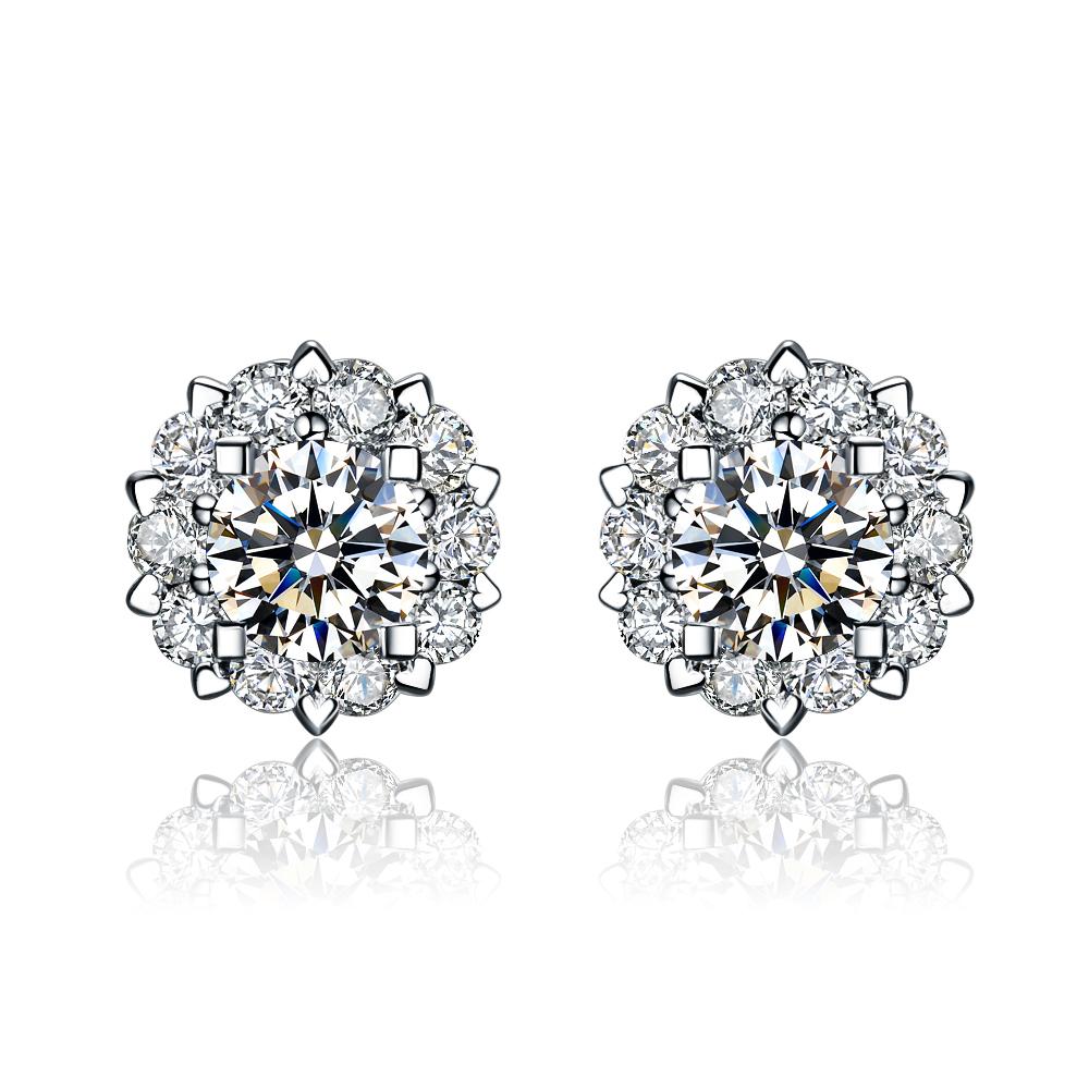 50分钻石耳钉的价格大概是多少