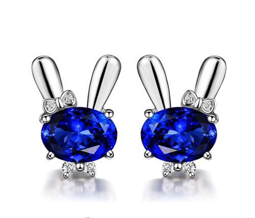 蓝宝石与坦桑石的区别