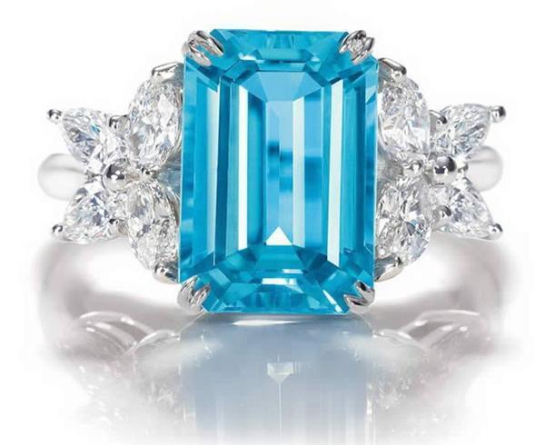 1克拉海蓝宝石的价格怎么样
