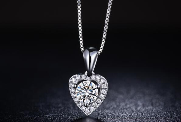 钻石项链订购 如何选购钻石项链