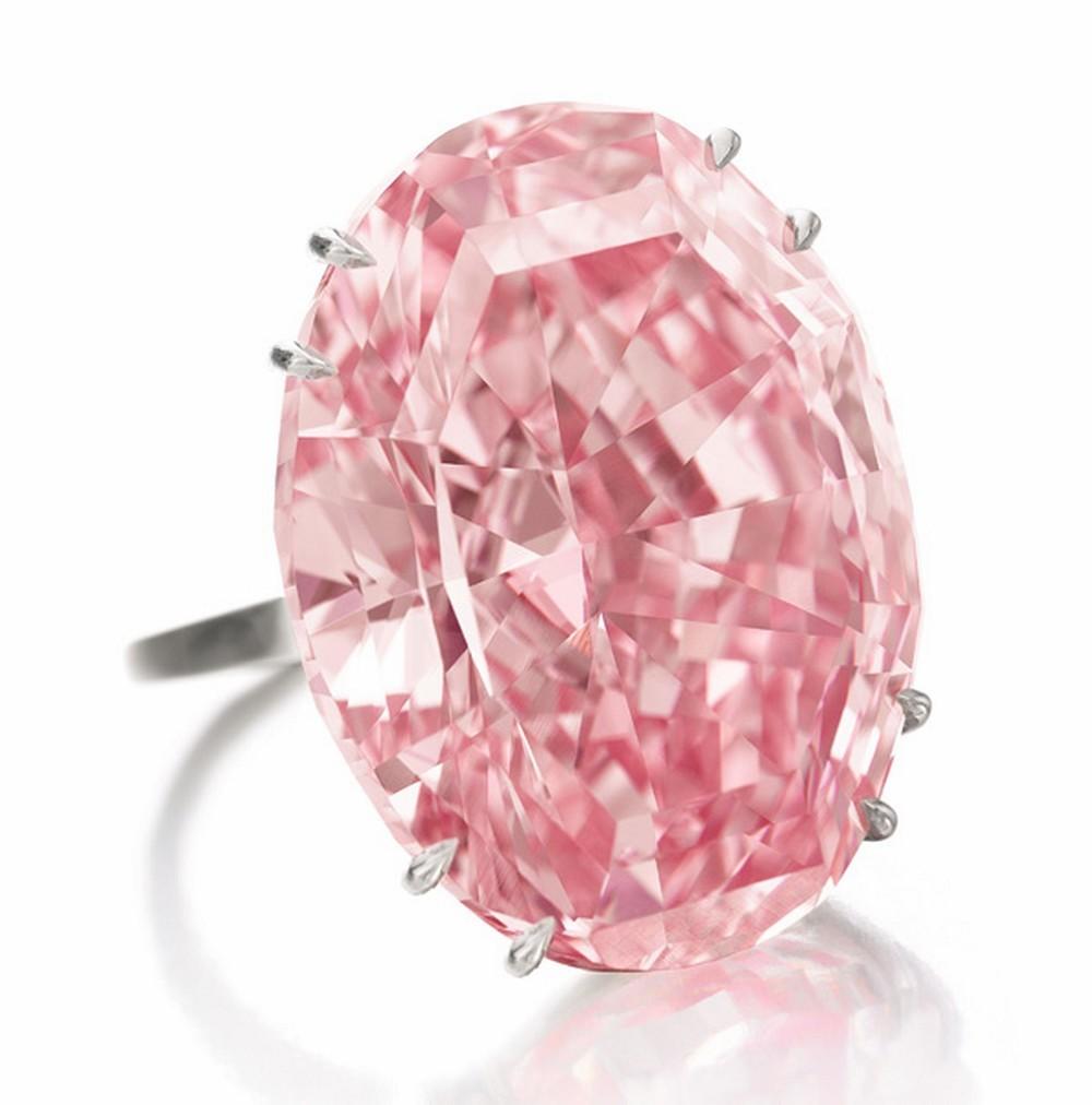 5克拉粉红钻石需要多少钱