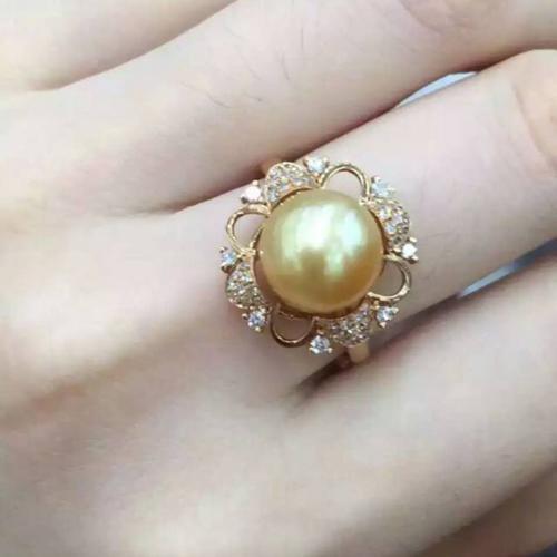 如何挑选适合你的珍珠戒指