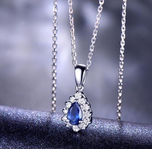 蓝宝石吊坠怎样选购 蓝宝石吊坠好吗
