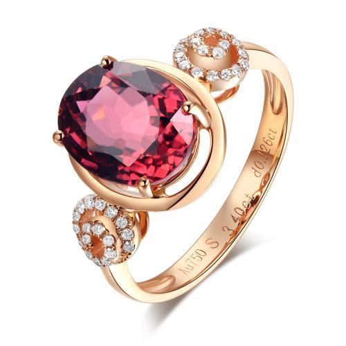 令人着迷的红色宝石有哪些