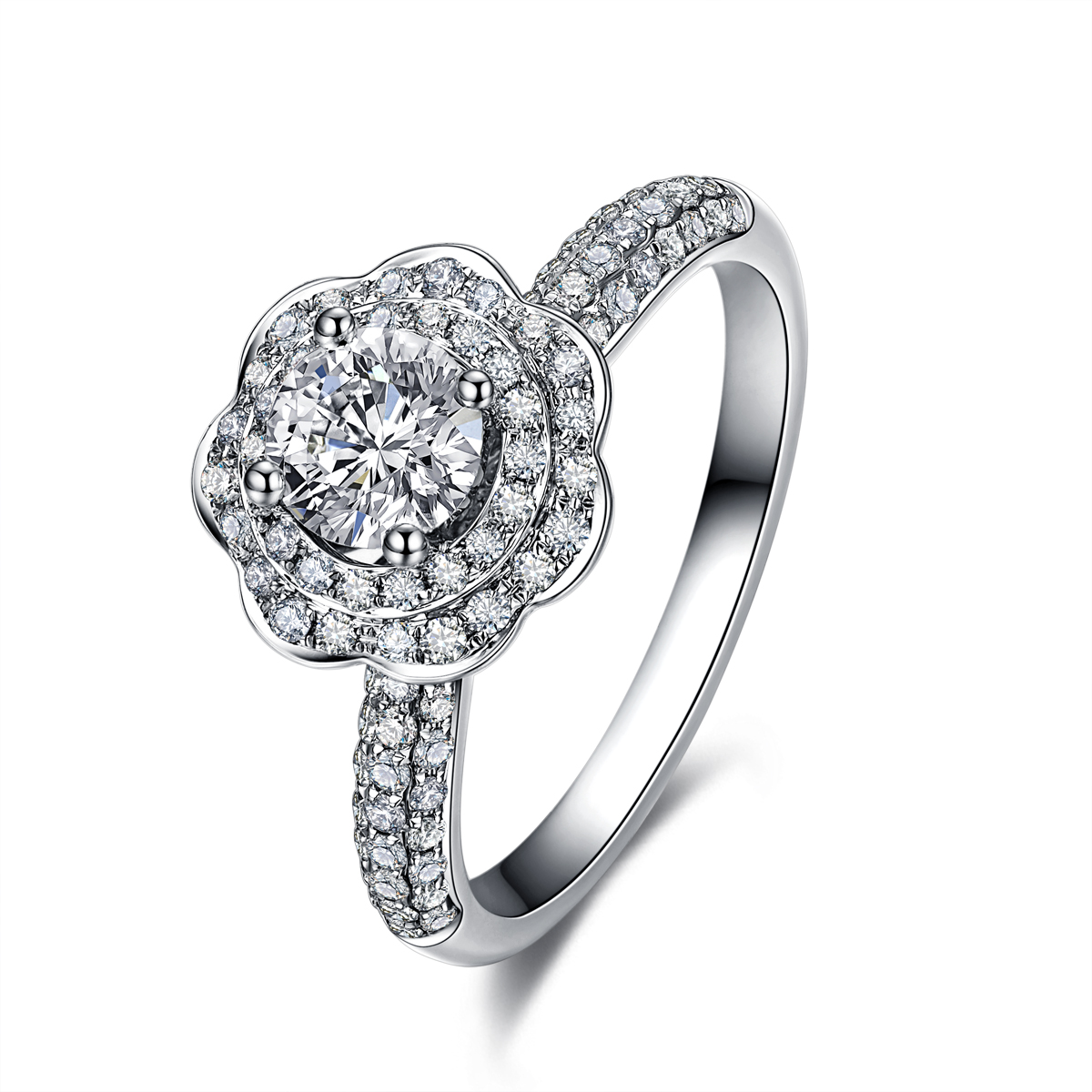如何预防钻石戒指的钻石脱落