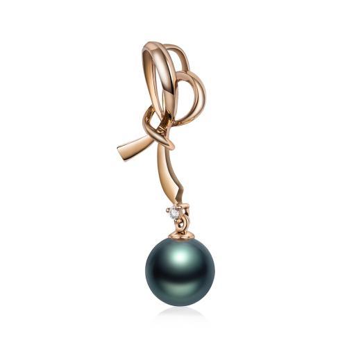 染色珍珠的分辨