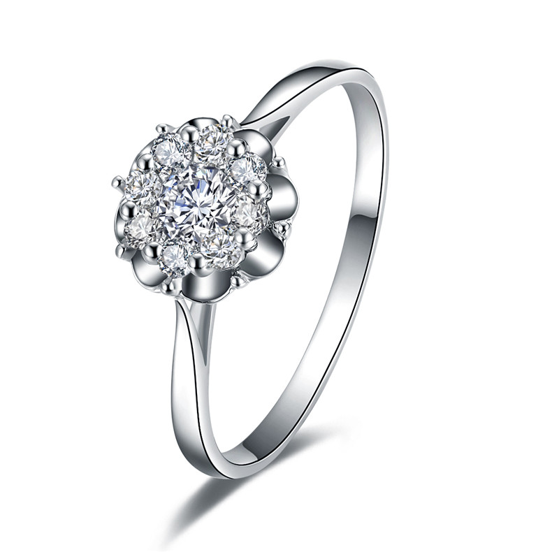 失去光彩的钻石要如何恢复呢?