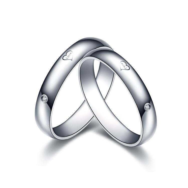 订婚戒指选择铂金对戒怎么样
