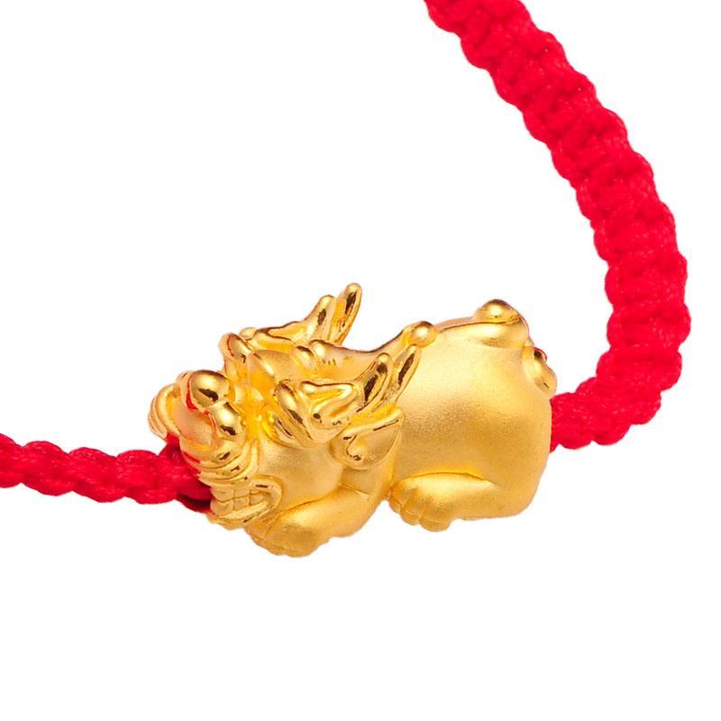 18k黄金首饰与黄金首饰区别