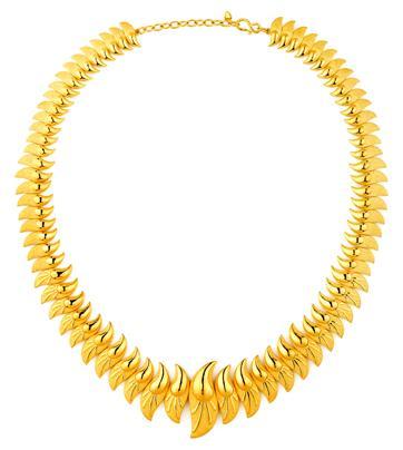 男士佩戴的黄金项链要怎么保养