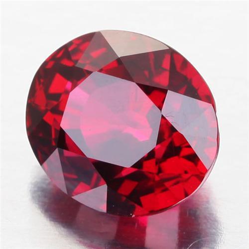 红宝石戒指点燃生活的热情