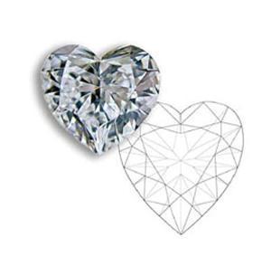 钻石切割形状都有哪些